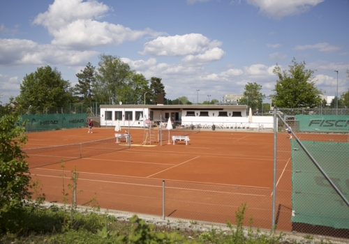 Tennisanlage West