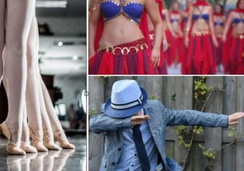 Dancing4Kids - Ballett (Erwachsene) - Orientalischer Tanz