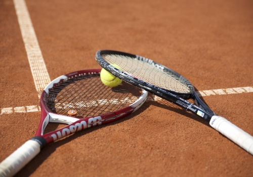Tennishalle erstrahlt zur Hallensaison