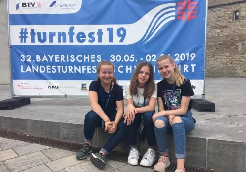 Bayernpokal und Bayerisches Landesturnfest 2019